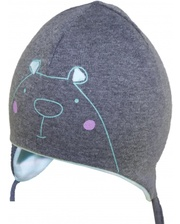 YO! Мишка, 36-38 см, серый (CDA-033)