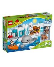 Lego DUPLO Town Вокруг света: Арктика