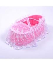 BETIS Лелека-2, кулир, гипюр, 20х34х65 см, розовый (27076536)