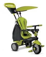 Smart Trike Glow 4 в 1, зеленый