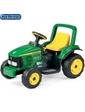 Peg Perego John Deere Power Pull трактор + прицеп