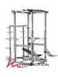 FreeMotion Fitness Универсальная рамка со стойками под диски и скамьей FREEMOTION F