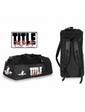 TITLE Boxing Спортивная сумка-рюкзак TITLE MMA World Champion Sport Bag