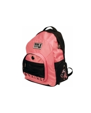 TITLE Boxing Pro Backpack