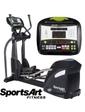 Sports Art Эллиптический тренажер E875