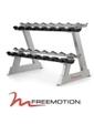 FreeMotion Fitness Стойка для гантелей 2-х уровневая FREEMOTION F220