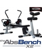 Ab Coaster ABS BENCH X2