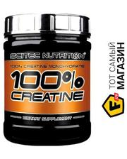 Scitec Nutrition 100 Creatine Monohydrate 300г