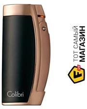 Colibri ENTERPRISE III JET Матово-черный/Матово- Розовая Позолота (Co115006-qtr)