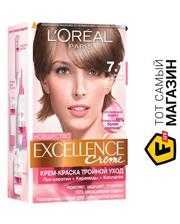 L'Oreal Excellence creme, тон 7.1 A0693125 (3600520222363)
