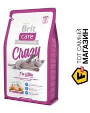 BRIT Care Cat Crazy I am Kitten 2кг