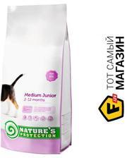 Nature S Protection Medium Junior 18кг