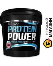 BioTech Protein Power 1кг, клубника-банан