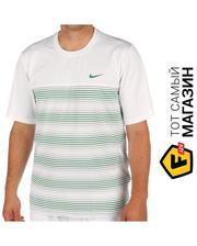 Nike Match Statement UV Crew M, white/green (446970-100)