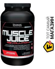 Ultimate Nutrition MUSCLE JUICE 2600 Revolution, 2,12 кг-strawberry