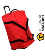 MEMBERS Holdall On Wheels Extra Large 144, Red