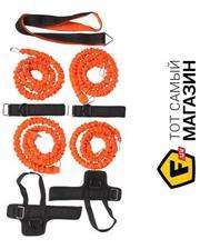 LiveUp Striker Training System black/orange (LS3666)