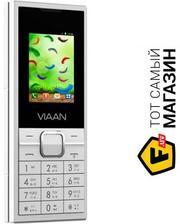 VIAAN V181 Dual Sim White