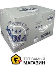 Joola Flash 3* white, 72шт. (40040J)
