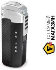 Colibri FLARE, Черный/Матово-серебристый+пробойник 8мм (Co999301-qtr)
