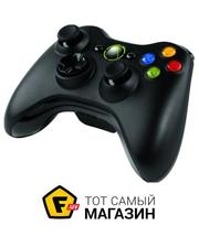 Microsoft Xbox 360 WL Controller for Windows USB Black (JR9-00010)
