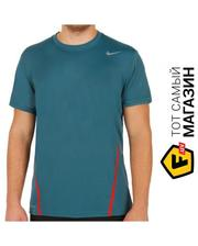 Nike Power UV Crew XL, ocean/red (523217-320)