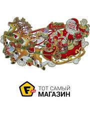 Angel Gifts Санта Клаус 3D (RX-SD11-24S)