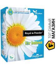 Royal Powder Baby Ромашка, 3кг (50712609)