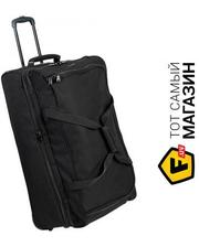 MEMBERS Expandable Wheelbag Extra Large 115/137, Black