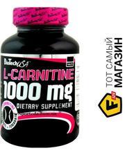BioTech L-Carnitine 1000мг, 60 таблеток