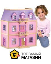 Melissa & Doug Деревянный домик для кукол (MD4570)