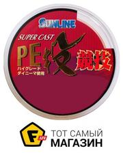 Sunline S-Cast PE Nagi Kyogi 250м #0.4/0.104мм 3.3кг (16580112)