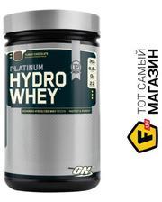 Optimum Nutrition Platinum Hydro Whey 795г, шоколад
