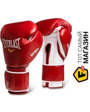 Everlast MX Hook & Loop Training Gloves 12 унций, красный/белый (220000*)