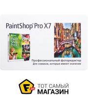 Corel PaintShop Pro X7 Download Russian Windows (скретч-карта)