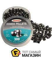 Люман Domed Pellets 4.5мм 0.57г, 300шт.