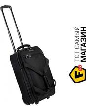 MEMBERS Expandable Wheelbag Small 33/42, Black