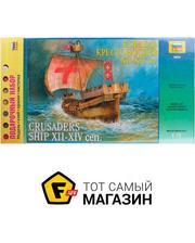 ZVEZDA Корабль крестоносцев (ZVEset9024)
