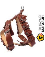COLLAR 1 4.5x64-83/77-87см, коричневый (06586)