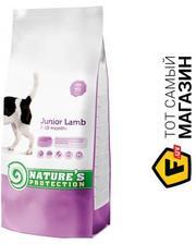 Nature S Protection Junior Lamb 18кг (KIK24337)
