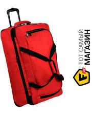 MEMBERS Expandable Wheelbag Extra Large 115/137, Red