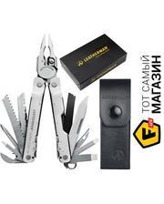 Leatherman Super Tool 300 в подарочной коробке с кожаным чехлом (831185)