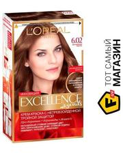 L'Oreal Excellence creme, тон 6.02 A8463628 (3600522903741)