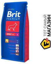 BRIT Premium Adult Large Breed 3кг