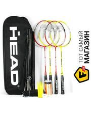 Head - Leisure Kit 4 bm set