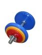 Гантель разборная Интер Атлетика G-10-15-20 10 кг