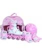 UFO Baby skate розовые, размер 26-37 Размер 26-29