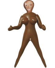 Cal Exotic Кукла Vivid Raw Brown Sugar Love Doll