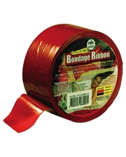 NMC Бондажная пленка - клеящаяся Bondage Ribbon 5см/18м - Red