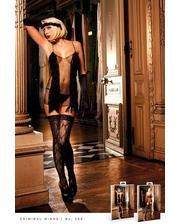 Baci Lingerie Соблазнительные кружевные чулки Black Lace Stockings